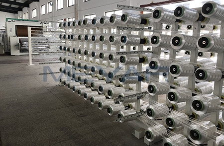 上海PE/芳纶无纬布连续生产线